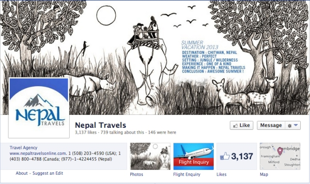 Summer Vacation 2013_Nepal Travels